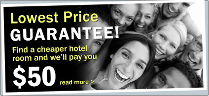 Book A Room Lowest Price Guarantee